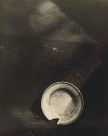 Josef Sudek, Broken Dish, 1924.