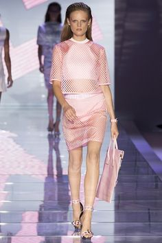 Versace SPRING/SUMMER 2015 READY-TO-WEAR