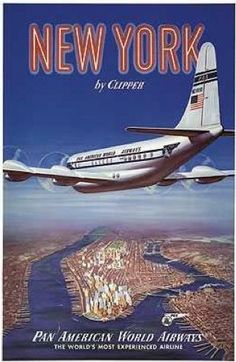 New York - Pan Am