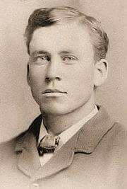 "This young man was first immortalized in the novel, ""Farmer Boy"" and eventually became a featured character in his wife's  ""Little House on the Prairie"" book series.  Presenting Almanzo Wilder, husband of author Laura Ingalls Wilder!  *Born in Malone, New York in 1857. *Profession: Farmer, Carpenter, Day Laborer. *Married Laura Ingalls in 1885, when she was 18 and he was 28. Laura nicknamed her husband ""Manly"" and he nicknamed her ""Bess"". *Their daughter, Rose Wilder, was born in 1886.  An…"
