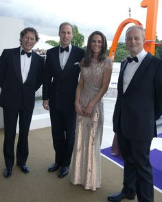 Kate Middleton - ARK 10th Anniversary Gala Dinner