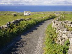 Or, the Ocean Home. The Aran Islands, off the coast of Galway, Ireland!