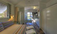 Kahlers Oasis ensuit cabin