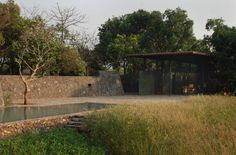 I could spend many a happy afternoon there.     Belavali House / Studio mumbai