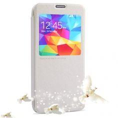 Nillkin Θήκη Smart Cover Preview - Λευκό Sparkle (Samsung Galaxy S5 G900) - myThiki.gr - Θήκες Κινητών-Αξεσουάρ για Smartphones και Tablets - Λευκό Sparkle Samsung Galaxy S5, Cases, Iphone