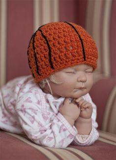 precious little basketball hat