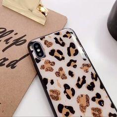 Bling Leopard iPhone Case
