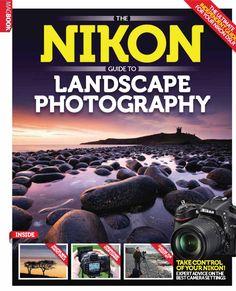 La guia Nikon de fotográfia de paisajes.  The Nikon Guide to Landscape Photography.   MAGBOOK     162 ...
