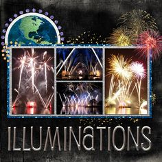 Illuminations - MouseScrappers.com