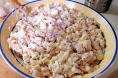 Romanian Food, Quick Easy Meals, Vegan Vegetarian, Potato Salad, Breakfast Recipes, Ethnic Recipes, Salads, Diet, Fine Dining