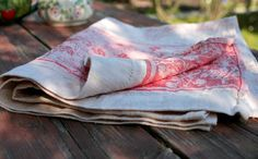 9 powodów, dla których warto zainwestować w obrus lniany. Serwety lniane. Table linens.