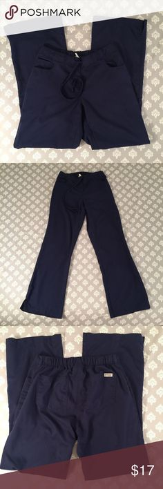 """Grey's Anatomy Scrub Pants Gently used, no flaws.  Measurements are   Waist: 27"""" Inner Seam: 31"""" Outer Seam: 40"""" Hips: 40""""  All measurements are taken with the article of clothing lying flat and relaxed. Grey's Anatomy Pants"""