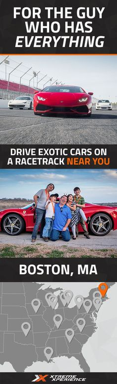 It S Never Been Easier To Give A Gift The Guy Who Has Everything Driving