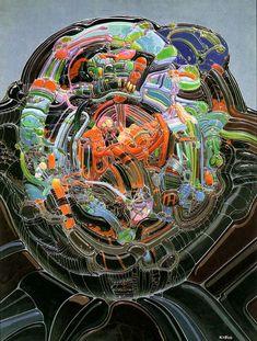 Image result for moebius artist
