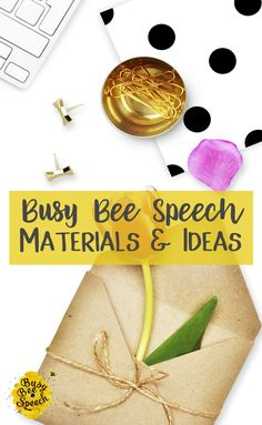 This board is full of ideas and resources for the busy SLP to implement into speech therapy sessions!  All resources were created by Busy Bee Speech.