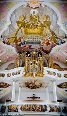Peter and Paul Church, Oberammergau, Germany | Flickr - Photo Sharing!