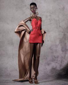 "Vandro Casiwan 🇵🇭 on Instagram: ""BOLD Ft. Adele Dress by @dollhobbyist #fashiondolls #fashionroyalty #dolls #integritytoys #dollcollection #adelemakeda…"" Adele Dress, Fashion Dolls, Game Of Thrones Characters, Princess Zelda, Instagram, Fictional Characters, Collection, Dresses, Photos"