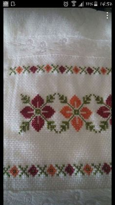 embroidery stitching patterns borders flowers designs toalla modern stitch charts punto cross cruz Punto cruz toalla Modern Cross Stitch Cross Stitch Borders Cross Stitch Flowers Cross Stitch ChaYou can find Chart borders design and more on our website Cross Stitch Borders, Cross Stitch Samplers, Modern Cross Stitch, Cross Stitch Flowers, Cross Stitch Charts, Cross Stitch Designs, Cross Stitching, Cross Stitch Embroidery, Embroidery Patterns