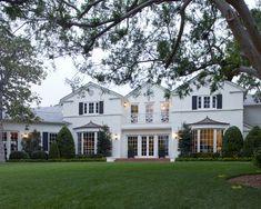 Exterior Neo Classical Design