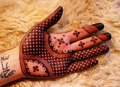 ideas about Moroccan Henna on Pinterest | Henna Mehndi and Henna ...