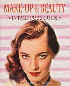 Vintage 1950′s Makeup guides – Video preview | vintage makeup guide