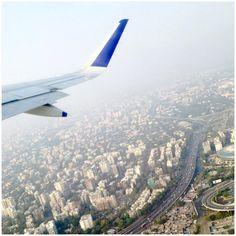 Mumbai underneath Mumbai, Airplane View, India, Travel, Viajes, Bombay Cat, Destinations, Traveling, Trips