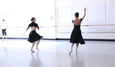 pnbawesome:  Professional Division students rehearsing for Next...