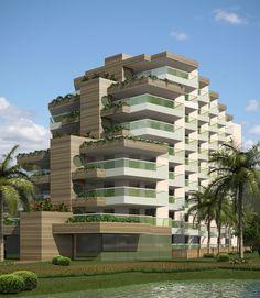 Estudo para Hotel em Niterói ( Imbuí )-RJ