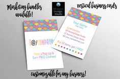 Mermaid Scales Business Card - HO APPROVED - Bundles Available - Buy 10 Punch Card -Leggings Scratch Offs -MuLaCash- MLM Loyalty Reward Card by MommyDesignStudio on Etsy https://www.etsy.com/listing/534189906/mermaid-scales-business-card-ho-approved