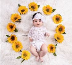 Monthly Baby Photos, Monthly Pictures, Newborn Baby Photos, Baby Girl Photos, Baby Girl Newborn, Baby Pictures, Baby Girl Photography, Baby Girl Shower Themes, Foto Baby