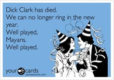 The late GREAT Dick Clark