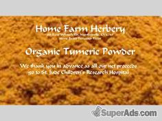 Turmeric, chemical free Ground, Order the BEST now! in Indianapolis IN - Free Indianapolis SuperAds