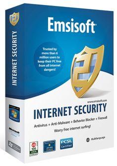 برنامج Emsisoft Internet Security 9 للحماية من الفيروسات وازالتها