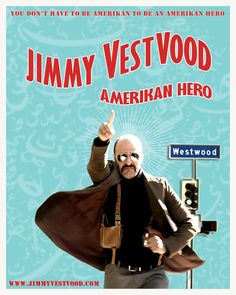 Maz Jobrani is making a film to portray positive images of Middle Easterners in the US. It's called JIMMY VESTVOOD, AMERIKAN HERO | Indiegogo