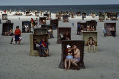 Bruno Barbey  POLAND. City of Sopot, Pomerania region. 198