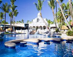 ClubHotel Riu Bambu – Hotel in Punta Cana – Hotel in Dominican Republic - RIU Hotels & Resorts Riu Palace Punta Cana, Punta Cana All Inclusive, Punta Cana Vacations, Punta Cana Hotels, All Inclusive Vacation Packages, Vacation Destinations, Hotels And Resorts, Dream Vacations, Girls Vacation