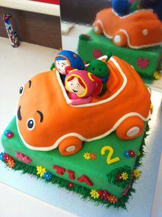 Team umizoomi cake... Shandys crafty cakes Facebook...