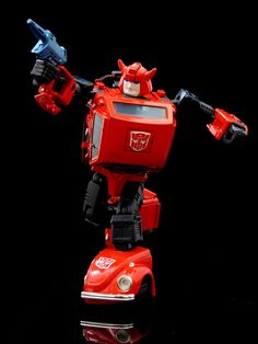 Transformers Masterpiece MP-21R Bumble (Red Body)