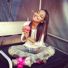 Pix For > China Mcclain Instagram