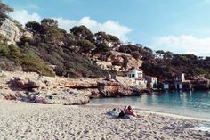 Lieblingsbucht auf Mallorca: Cala Llombards