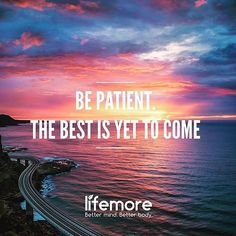 Patience! You'll get there! #mindset #success