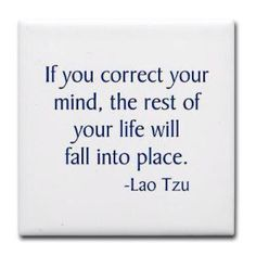 Lao Tzu, the mind must serve us, not be controlling us... www.facebook.com/loveswish