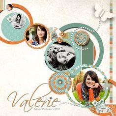 Valerie's Senior Pictures - Scrapbook.com