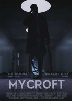 Mycroft: The Series.<-----I never realized how much I want this until now.