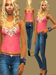 ALL ABOUT STYLE > ADULT FEMALE CASUAL > Page 3 #TS2Bohemian #TS2SoftRomantic