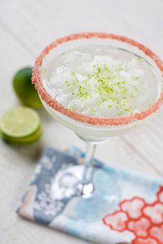 Colored Margarita Salts