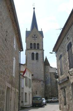 Prayssas - Lot et Garonne