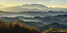 Montefeltro's waves by Giuliano Mangani