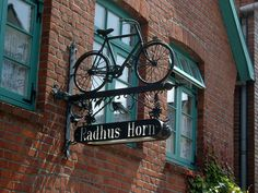 bike shop in Schleswig Holstein, Germany
