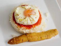 Cómo hacer arroz a la cubana con Thermomix